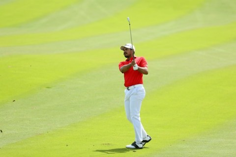 Gaganjeet Bhullar lying T2 in third round of Oman Open