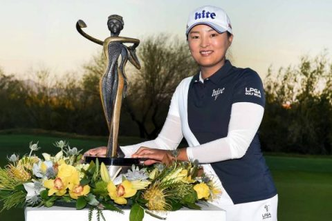 Jin Young Ko wins Founders Cup - LPGA Image