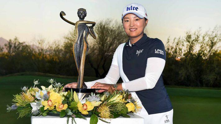 Jin Young Ko wins Founders Cup - LPGA Image