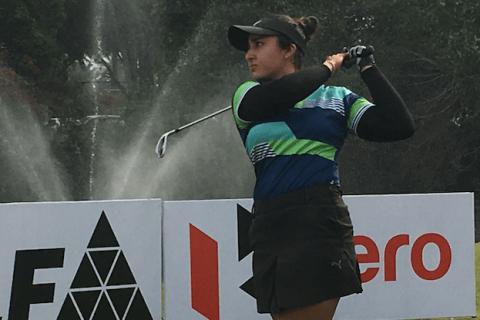 Ridhima Dilawari - WGAI HWPGT - Sixth Leg - Jaypee Greens