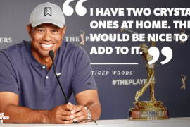 Tiger Woods - Image from PGA TOUR