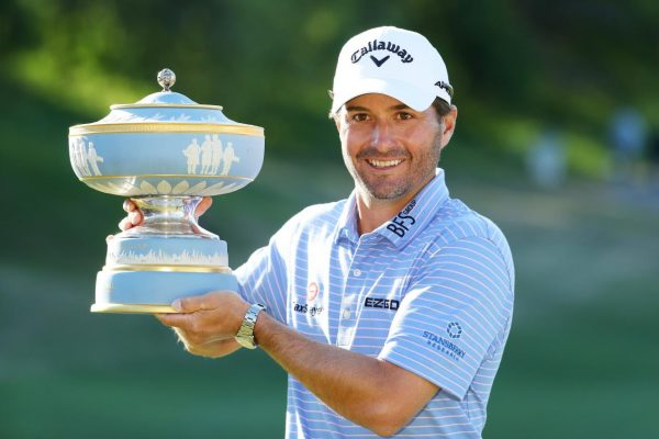 Kevin Kisner wins WGC-Dell Technologies Match Play