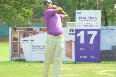 Kshitij Naveed Kaul shares third round lead with Shankar Das at Pune Open
