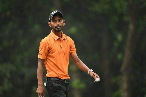 Rashid Khan stands still at solo second halfway through Bangabandhu Cup Golf Open