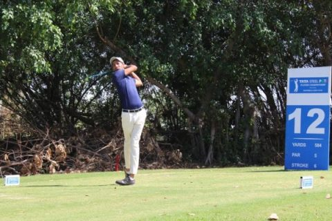 Angad Cheema leads rd 2 of PGTI Players Championship