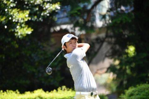 Asaji holds slim advantage at the Asia-Pacific Diamond Cup