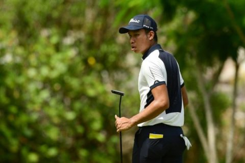 Danthai-Boonma-takes opening round lead at Asia-Pacific Diamond Cup
