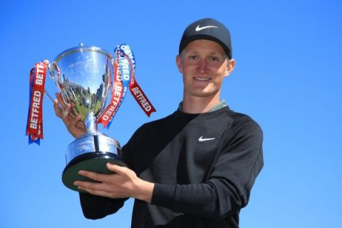 Kinhult claims his maiden titles at the British Master