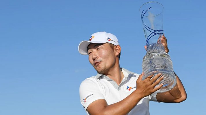 Sung Kang wins by two shots at AT&T Byron Nelson