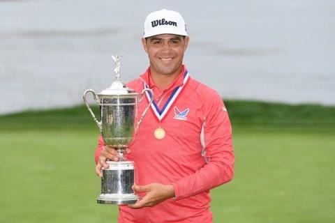 Gary Woodland wins U.S Open Championship