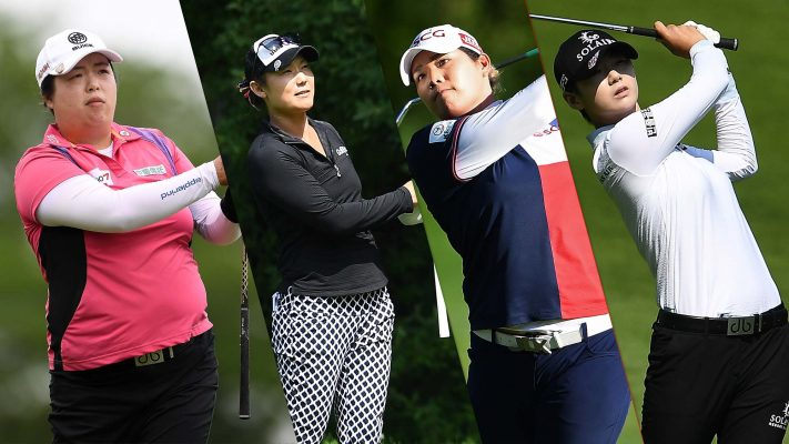 Park takes one-shot lead over Monday qualifier at Thornberry LPGA event