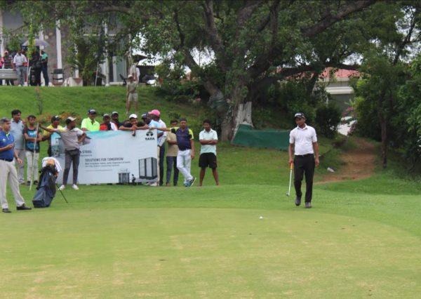 Harendra Gupta wins by five shots at Faridabad.