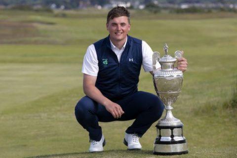 James Sugrue The Amateur 2019
