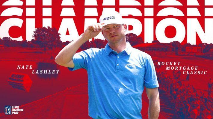 Nate Lashley - PGA TOUR Image