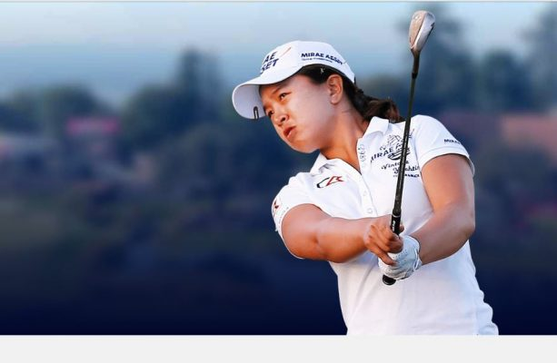 Sei Young Kim leads rd 2 of Marathon Classic