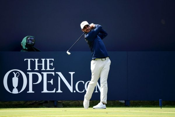 Shubhankar Sharma at The 148th Open