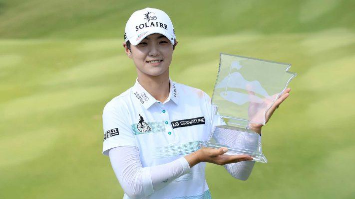 Sung Hyun Park - LPGA Images