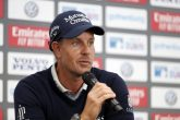 Henrik Stenson at the press conference of Scandinavian Invitation(Getty Images)