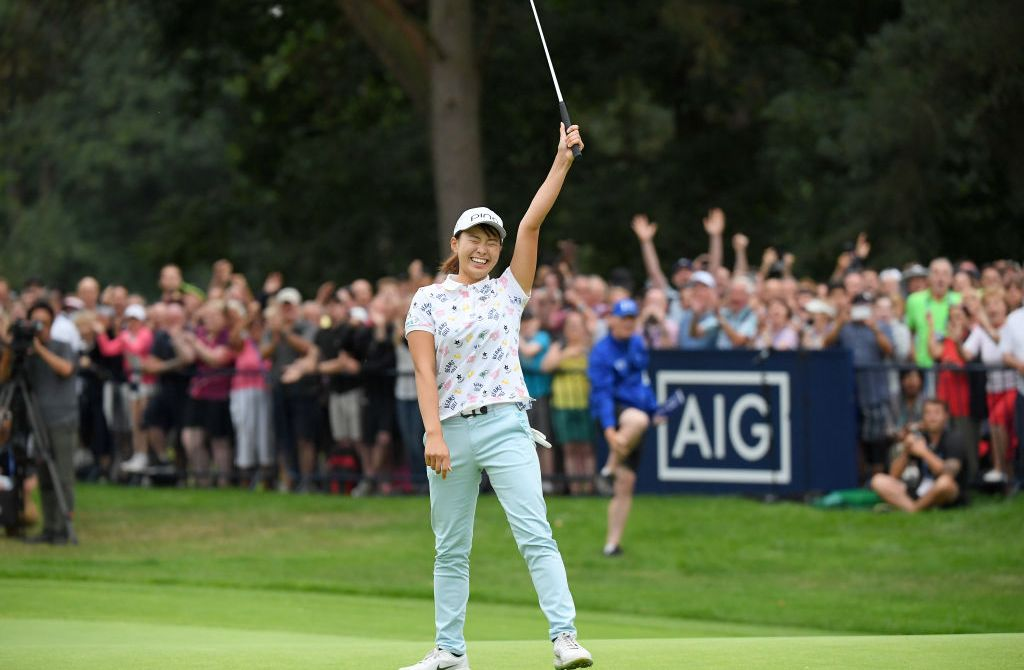 AIG Women's British Open - Day Four