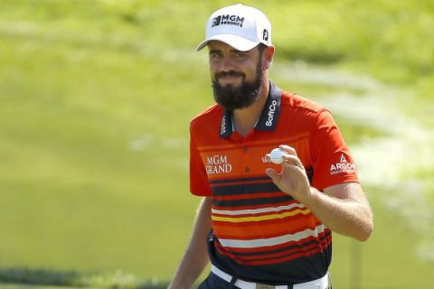 Troy Merritt - Getty Images - PGA TOUR