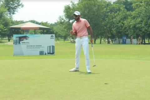 Yuvaraj Singh Sandu wins Tata Steel PGTI Feeder Tour 2019