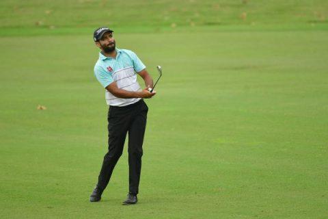 Abhinav Lohan leads round 1 of Jaipur Open 2019