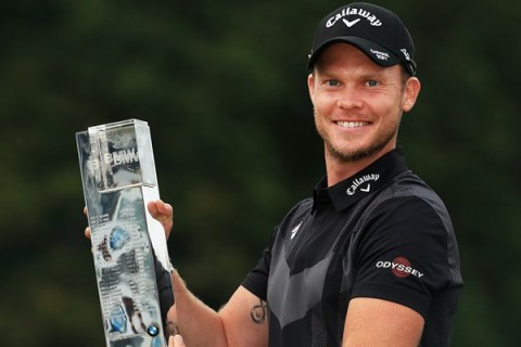 Danny Willett wins the BMW PGA Championship