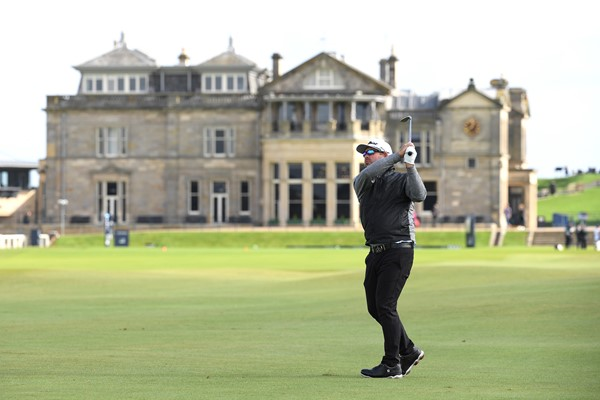 Justin Walters - Getty Images - European Tour - Alfred Dunhill Links Championship