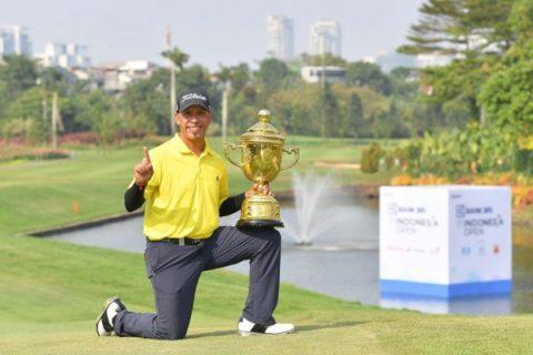 Miguel Carballo wins Bank BRI Indonesia Open