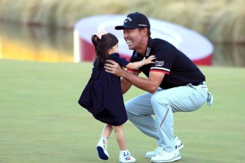 Kevin Na won the Shriners Open - Tom Pennington - Getty Images