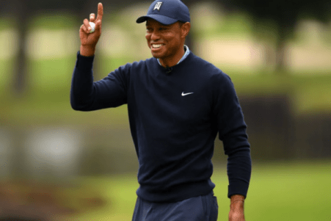 Tiger Woods returns Optimistic after Knee Surgery