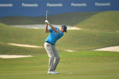 Adam Blyth of Australia (Picture Credit - Asian Tour)