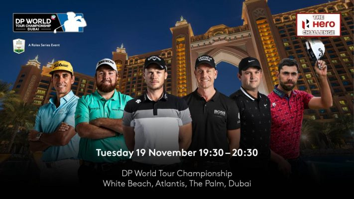 DP World Tour Championship - Hero Challenge 2019 (Picture credit - Getty Images)