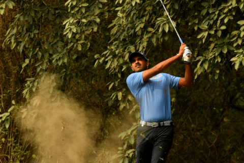 Khalin Joshi at Panasonic Open India