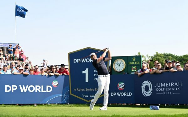Mike Lorenzo Vera - Getty Images - European Tour - World Tour Championship