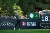 Matthias Schwab leads Turkish Airlines Open