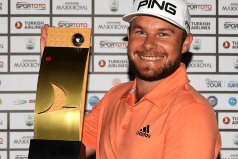 Tyrrell Hatton wins Turkish Airlines Open