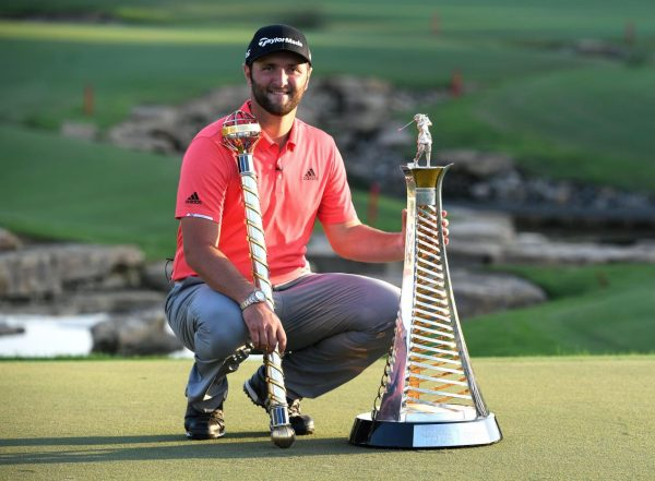 Jon Rahm named 2019 Hilton European Tour Golfer of the Year