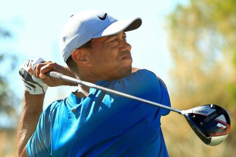 Tiger Woods - Getty Images - Hero World Challenge