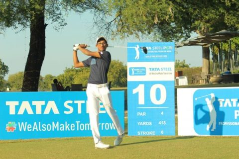 Kartik Sharma shares Round 1 lead with Pawan Verma at 1st rd of PGTI's Final Qualifying Stage