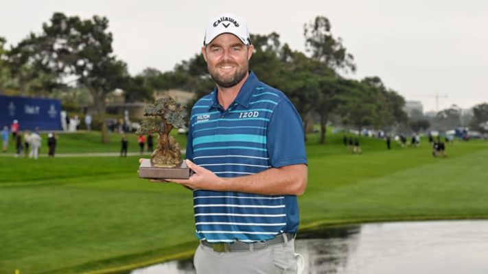 Marc Leishman wins Farmers Insurance Open