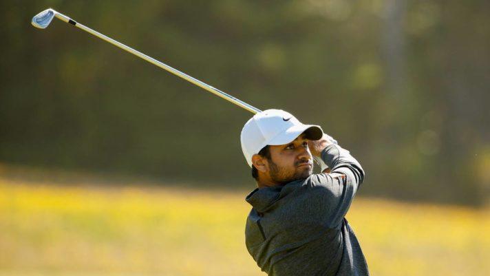 Aman Gupta - US Amateur - USGA Images