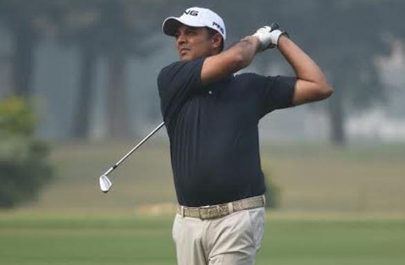 Arjun Atwal of India