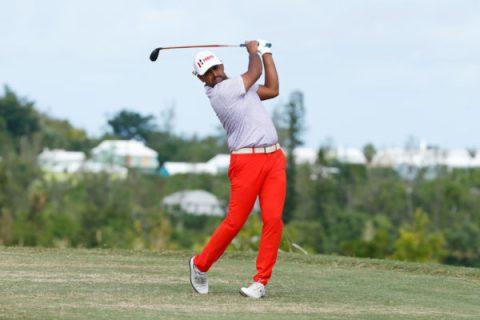 Anirban Lahiri - Bermuda Championship - Final Round