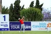 Dean Burmester - Getty Images - Tenerife Open