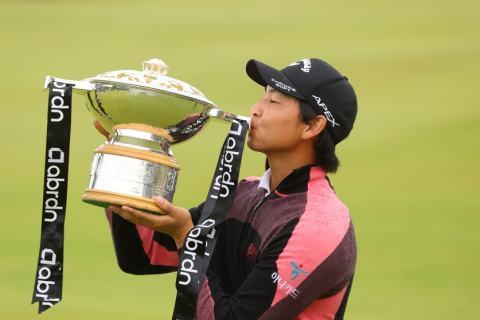 Min Woo Lee - European Tour - Getty Images