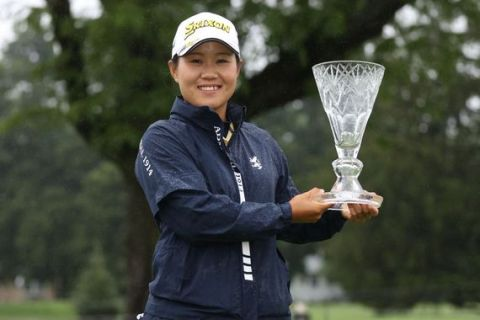 Nasa Hataoka - Getty Images - LPGA