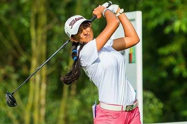 Aditi Ashok - LPGA