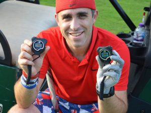 PE Teacher Plays Fastest Ever Hole of Golf