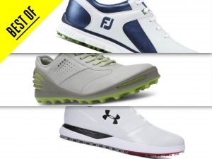 Best Spikeless Golf Shoes 2018